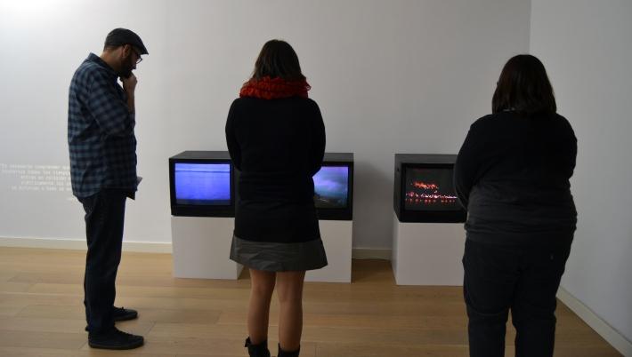 Inauguración de 'Tecnologías de lo sublime. Paisajes a contra-tiempo'