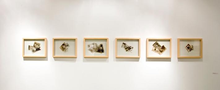Vidas cruzadas, De la serie Past remains Tatiana Abellán, 2014